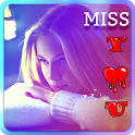 Miss You Photo Frames HD icon