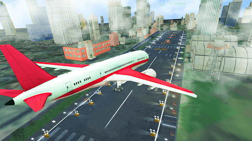Airplane Flight Simulator Free Offline Games modavailable screenshots 3