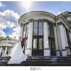 Wedding photographer Saulius Aliukonis (onedream). Photo of 09.08.2017