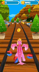 Flying Dragon Run – Dragon World Dino Simulator 4