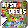 Best Deck Arena CR APK icon