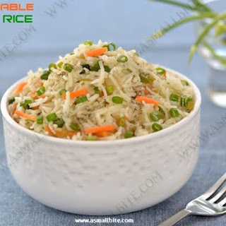 Vegetable Fried Rice | Chinese Veg Fried Rice Recipe