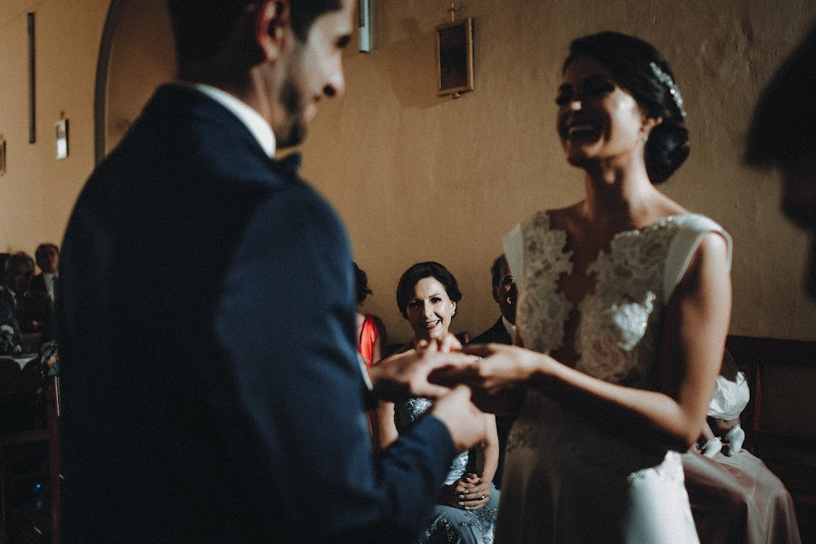 Wedding photographer Valery Garnica (focusmilebodas2). Photo of 11.04.2019