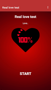 Real Love Test 2