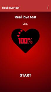 Real Love Test Apk Download