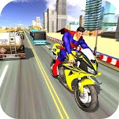 Highway Moto Bike Racing Free