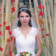 Wedding photographer Elena Gorokhova (LenaFlamma). Photo of 18.10.2014