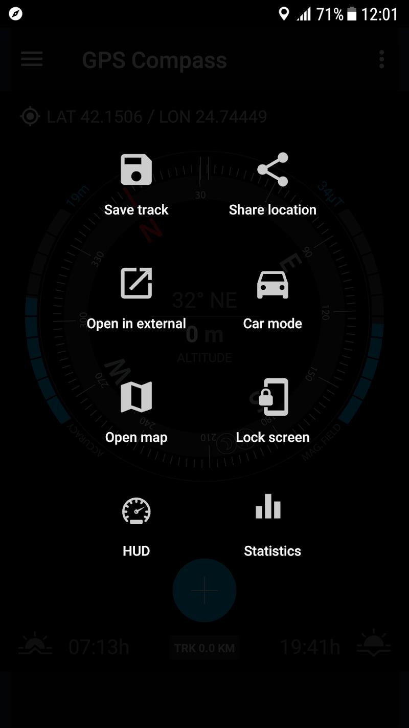 GPS Compass Navigator Screenshot 11