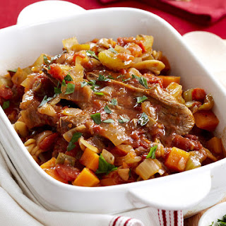Lamb and Tomato Stew