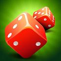 Backgammon - Free Live Online icon