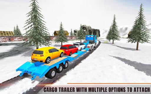 Euro Truck Driver Simulator: Cargo Truck Driving 1.0.1 screenshots 2