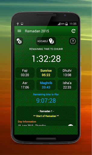 Prayer Times Germany screenshot 1