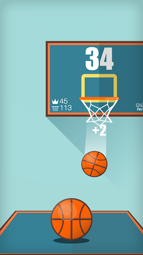 Basketball FRVR - Shoot the Hoop and Slam Dunk!  screenshots 4