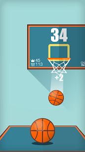 Basketball FRVR – Shoot the Hoop MOD (Unlimited Money) 4