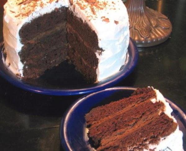 Cocoa Cream Cake Recipe