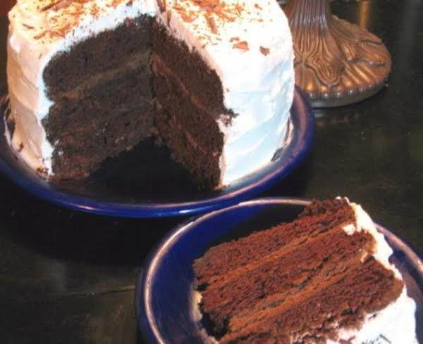 Cocoa Cream Cake Recipe