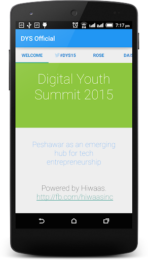 Digital Youth Summit 2015