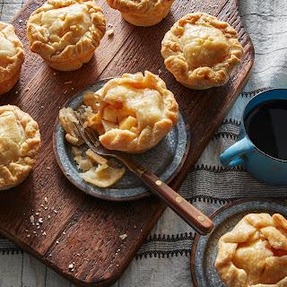 Butterscotch-Apple Mini Pies
