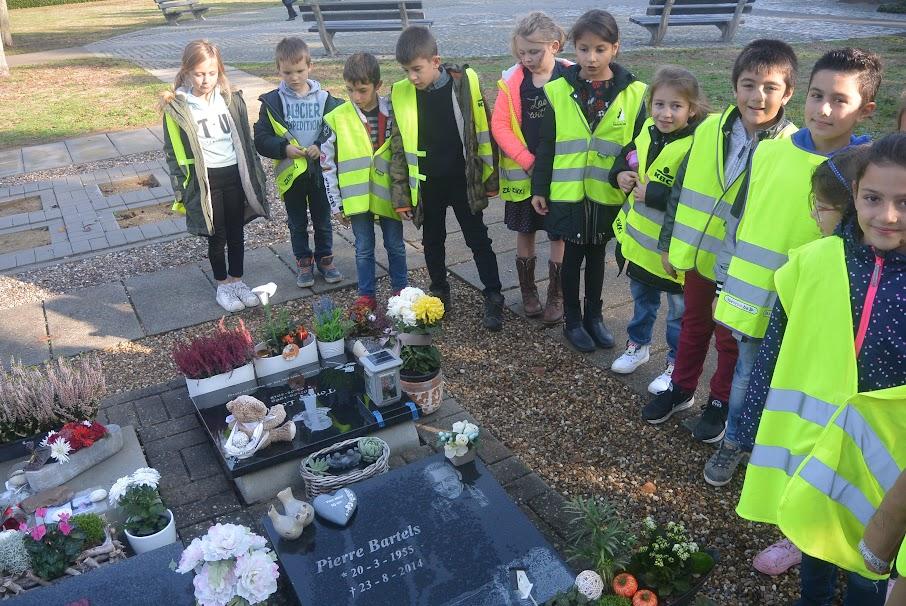 Sereen en respectvol op bezoek aan het kerkhof