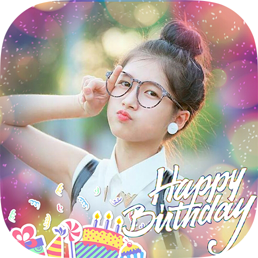 Happy Birthday Frames file APK for Gaming PC/PS3/PS4 Smart TV