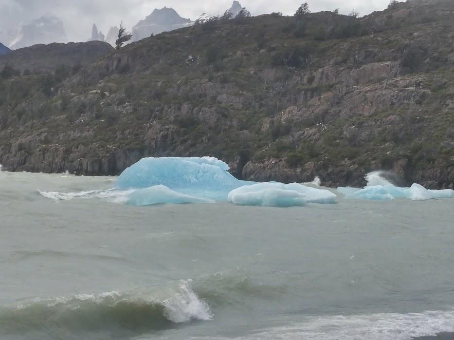 El Camino Grey, Torres del Paine