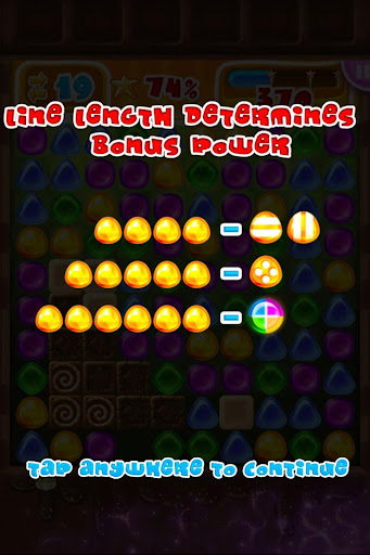 Candy Land - Free Sweet Puzzle Game android2mod screenshots 2