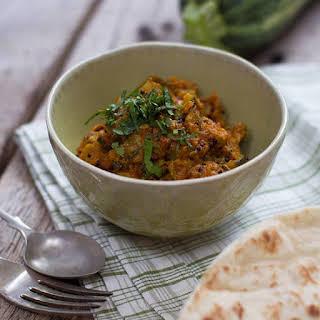 Marrow Curry.
