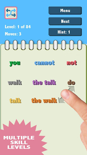 Word Shuffle: 谚语|玩拼字App免費|玩APPs