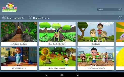 玩免費教育APP|下載Cantece Gradinita app不用錢|硬是要APP