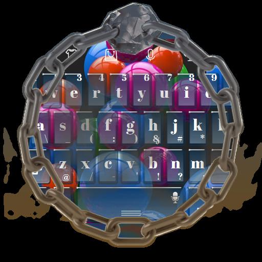 个人化のラウンド色Raundo-iro TouchPal LOGO-記事Game