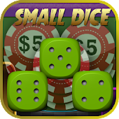 Casino Small Dice 1