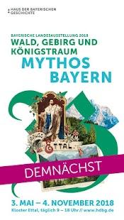 Bayr. Landesausstellung 2018 - náhled