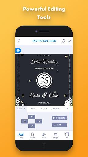 Download Invitation Card Maker Creator Rsvp Apk Full