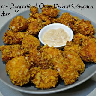 Baked Popcorn Chicken Recipes