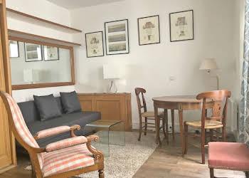 Appartement meublé 2 pièces 31,3 m2