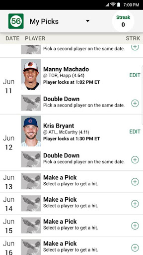 MLB Beat the Streak hack tool