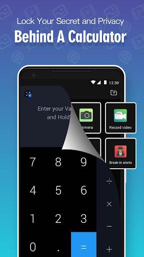 Calculator Lock u2013 Lock Video & Hide Photo u2013 HideX 2.2.1.11 Apk for Android 1
