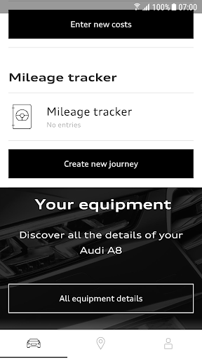 myAudi screenshot 5