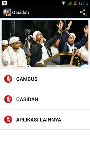 Qasidah Majlis Nurul Musthofa