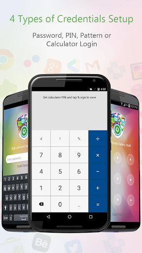 App Lock and Gallery Vault Pro screenshot 1