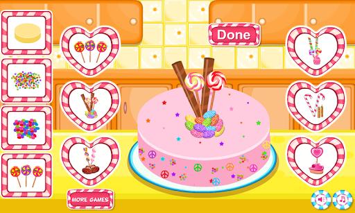 Candy Cake Maker 8.641 screenshots 14