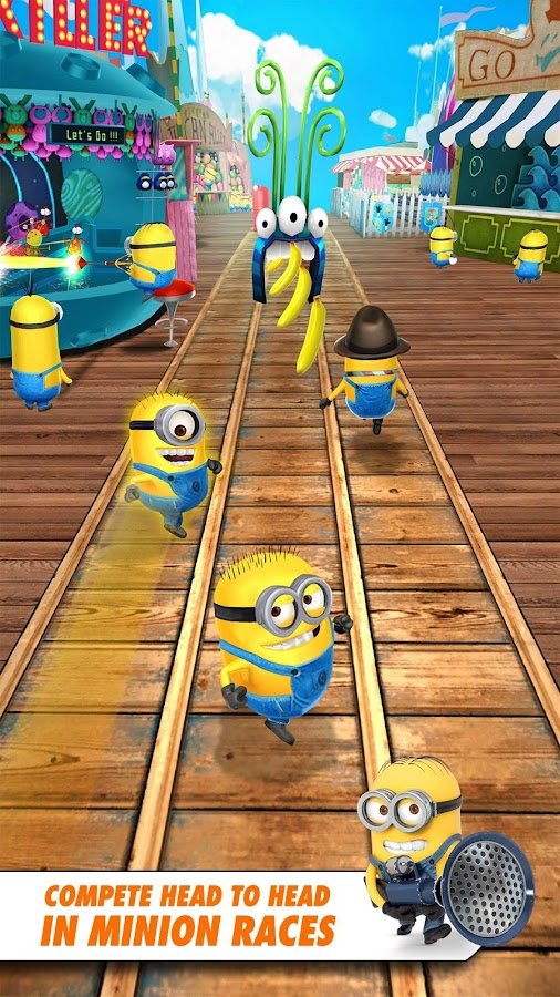 Despicable Me- screenshot