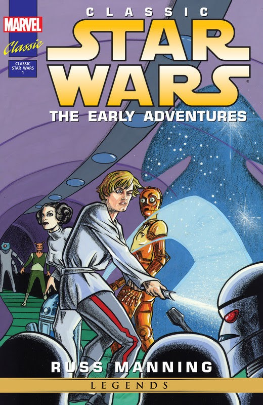 Classic Star Wars: The Early Adventures (2015) - complete