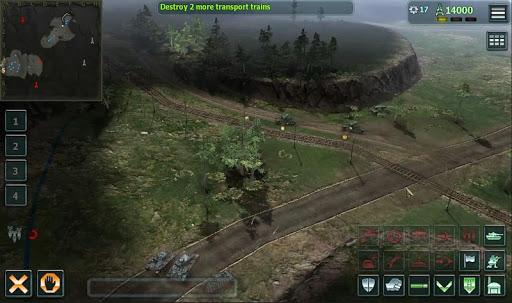 US Conflict screenshots 1