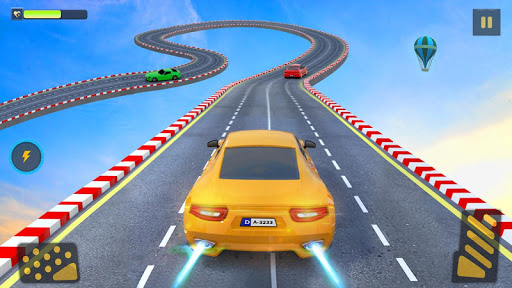 Ramp Car Stunts Racing: Impossible Tracks 3D android2mod screenshots 1
