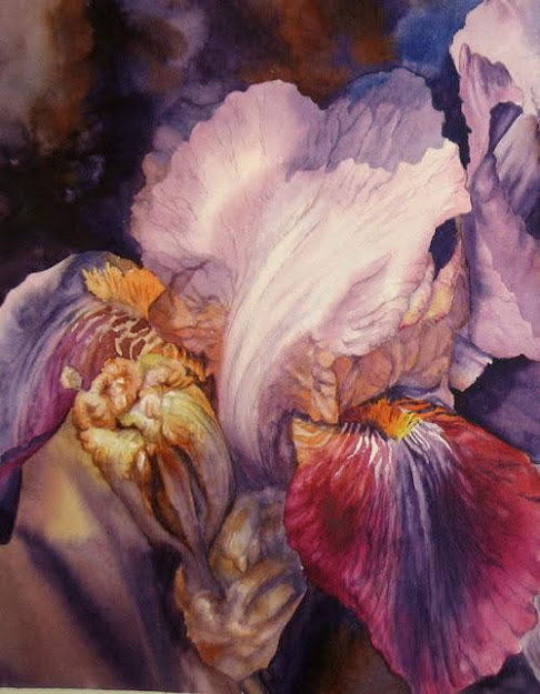 Creating Dynamic Watercolors with Linda Wilmes