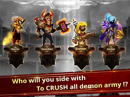Stickman Legends - Ninja Warriors: Shadow War  screenshots 7
