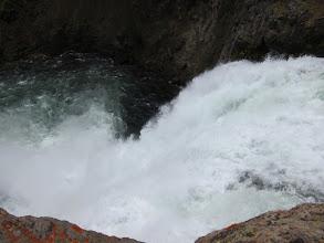 Photo: Brink of the Upper Falls