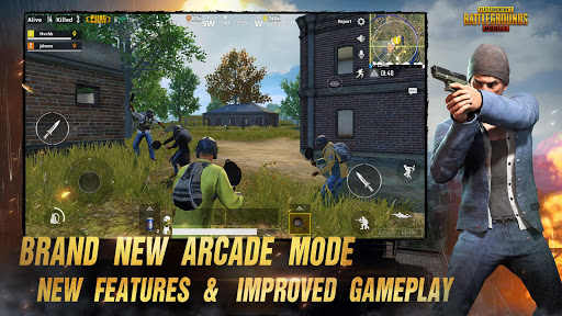 PUBG MOBILE Spel (APK) gratis nedladdning för Android/PC/Windows screenshot