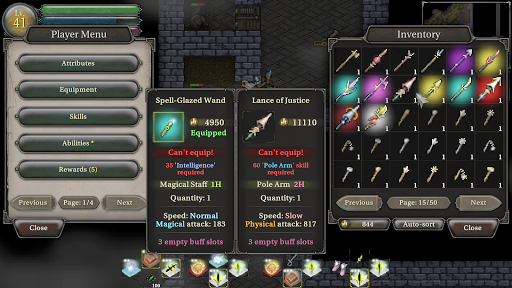 9th Dawn III - FREE DEMO - RPG screenshots 19